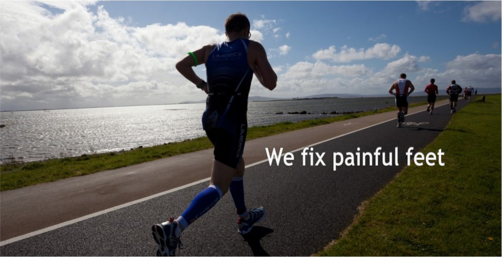 we fix painful feet